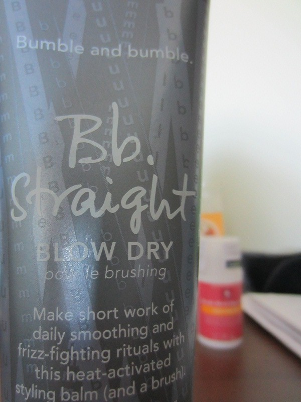 BB Straight Blow Dry