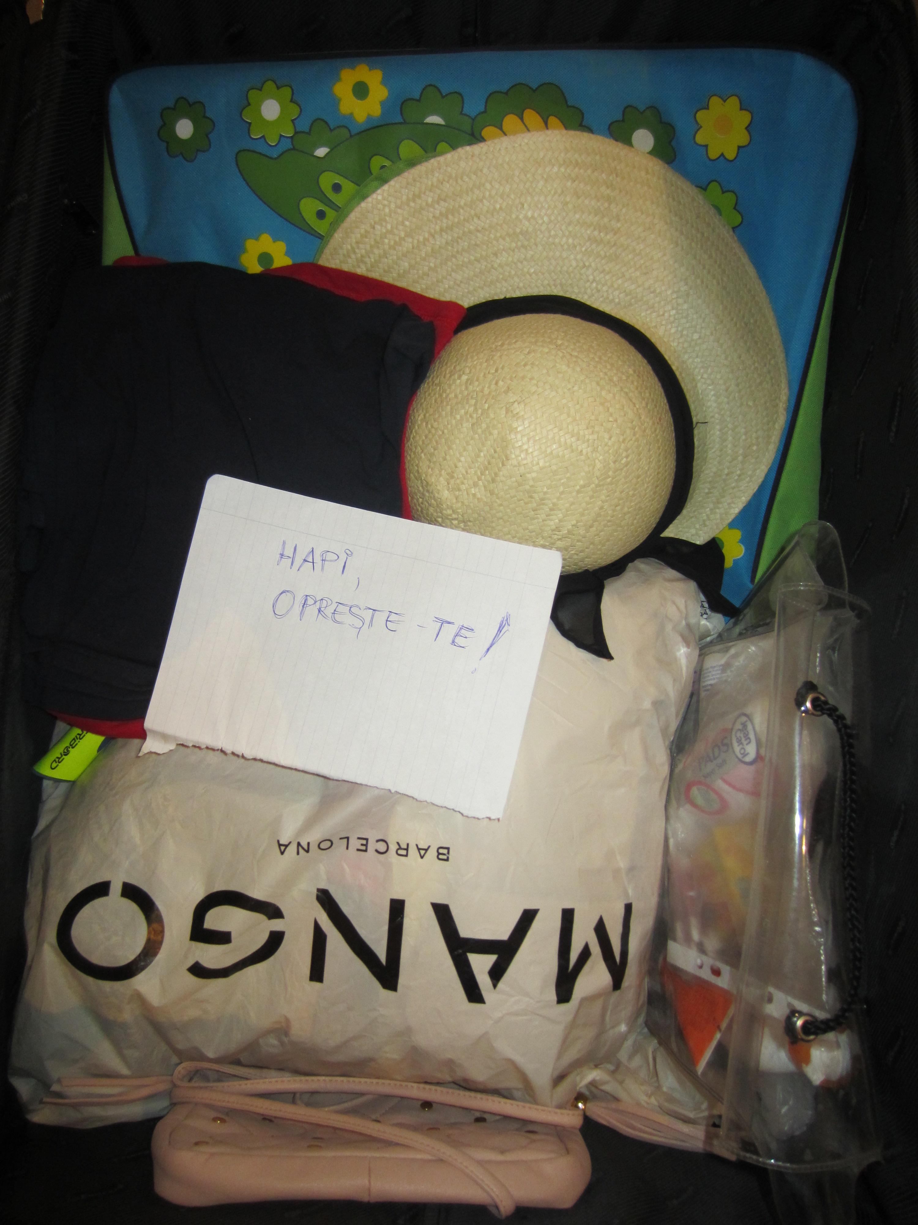 Imi fac bagajul