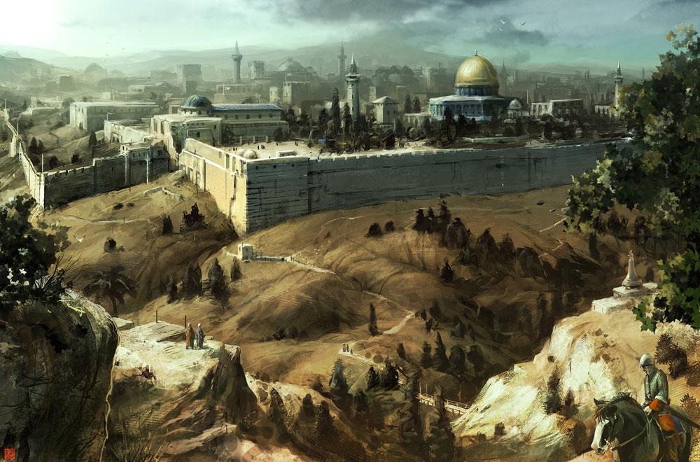 Hakim- autocratul nebun.Flacara Sfanta de la Ierusalim. Distrugerea bisericii Sf.Mormant