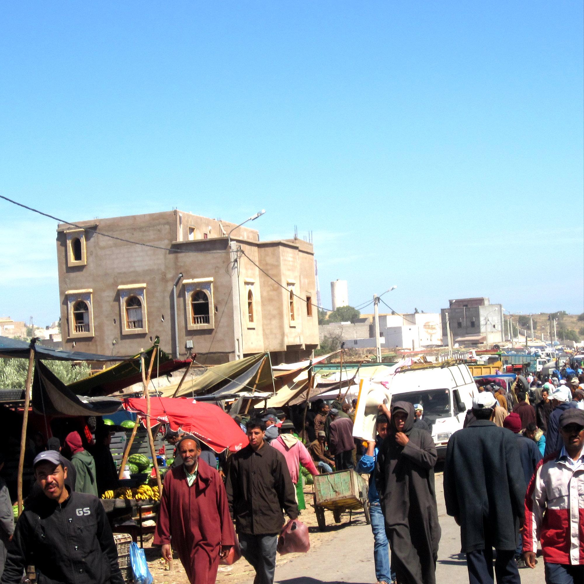 Barbatii marocani
