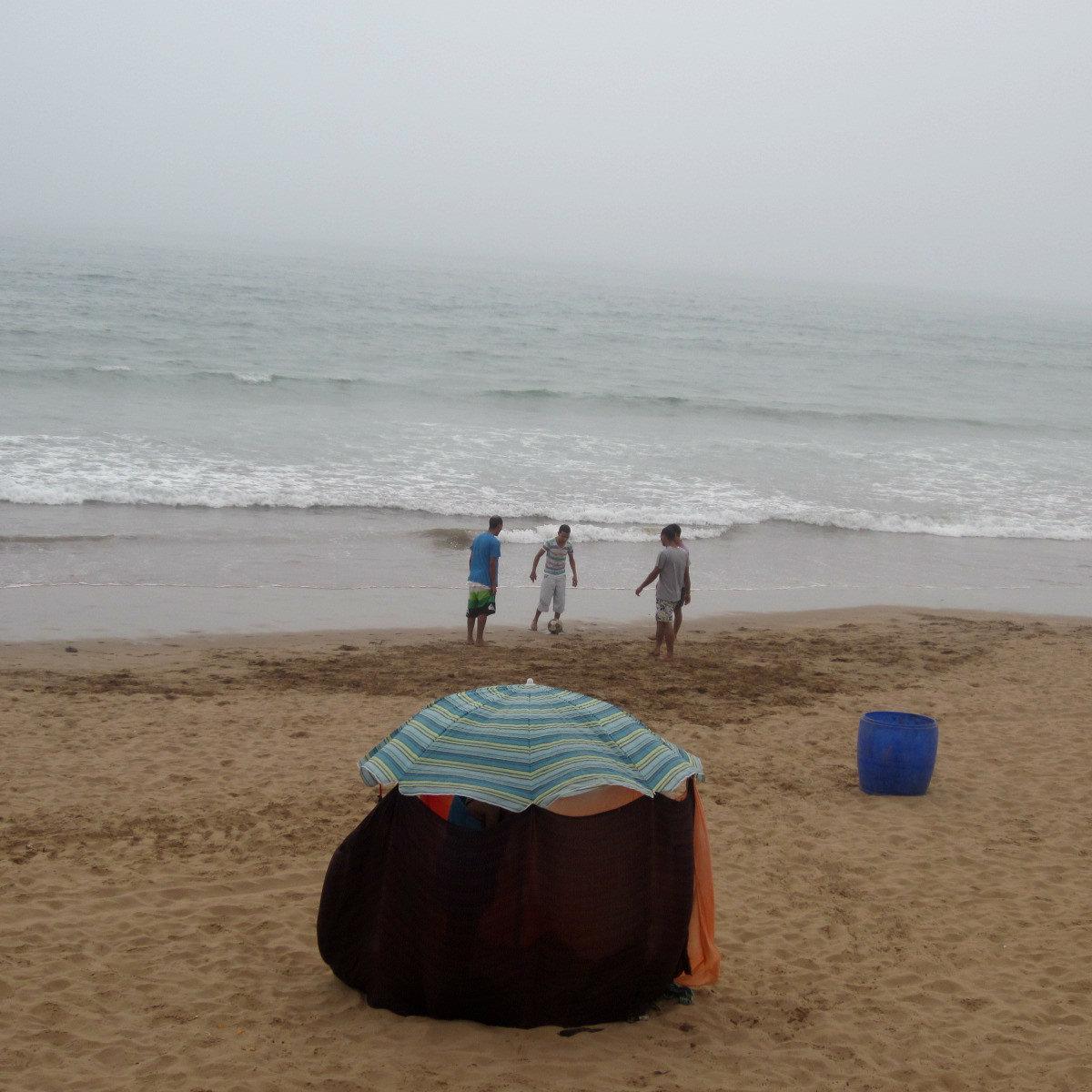 Oceanul agitat si lucruri interesante în souk – Agadir