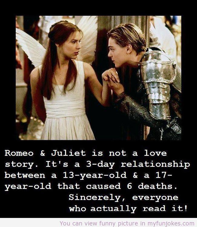 Romeo trebuie sa traiască!