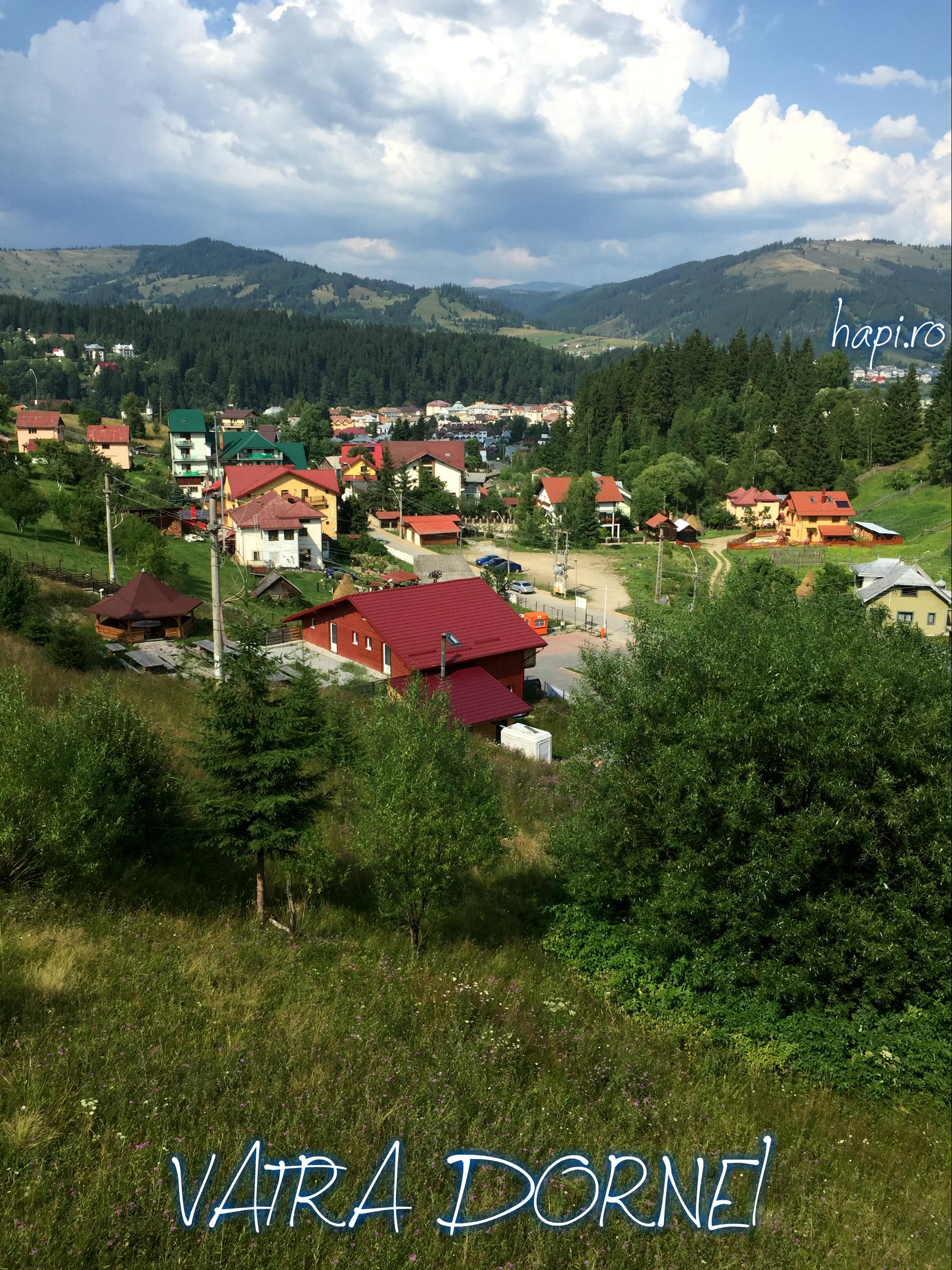 Stațiuni și cazări în diferite zone din România