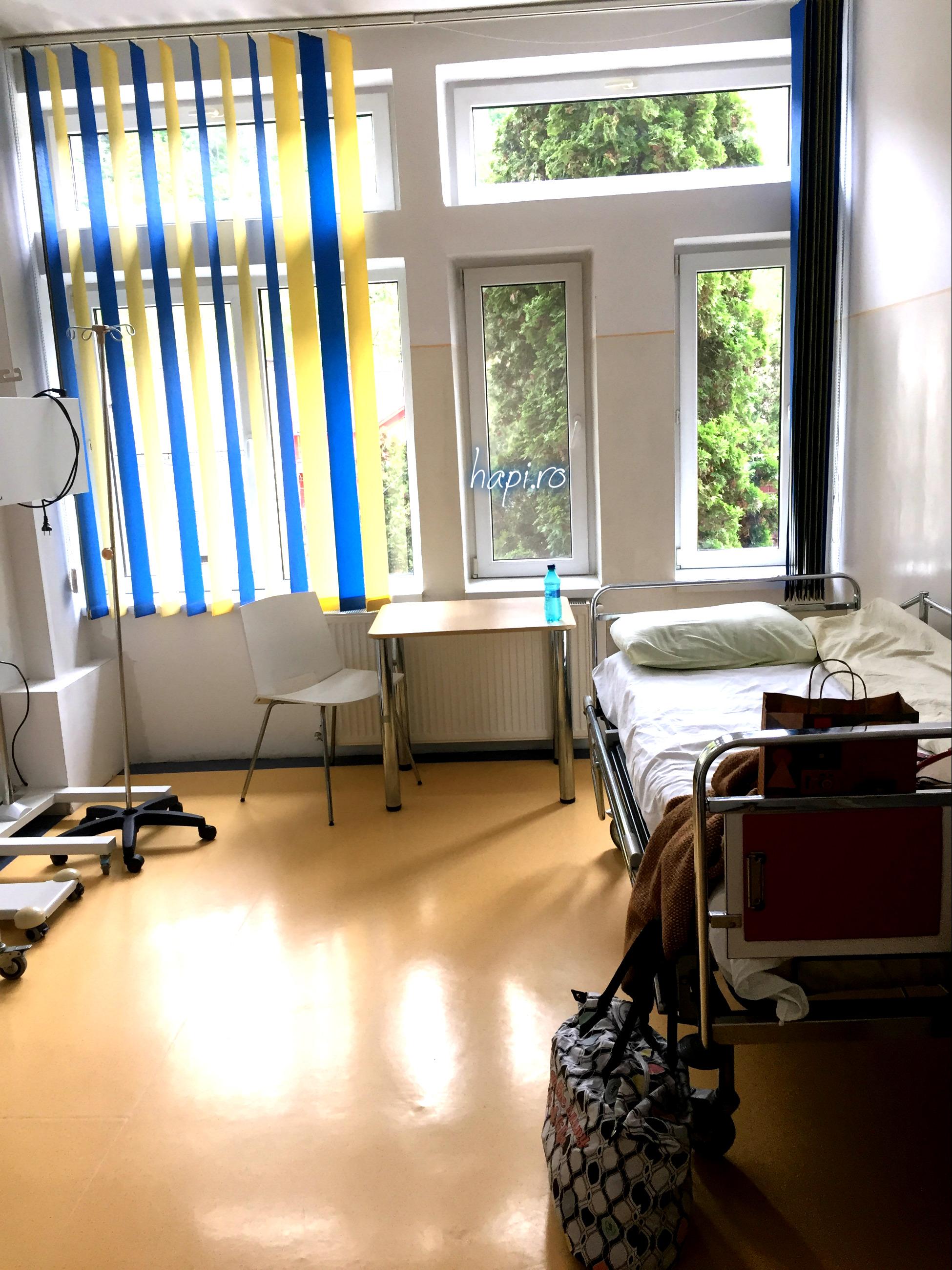 Cezariana lu/ Hapi la Spitalul Municipal Dej