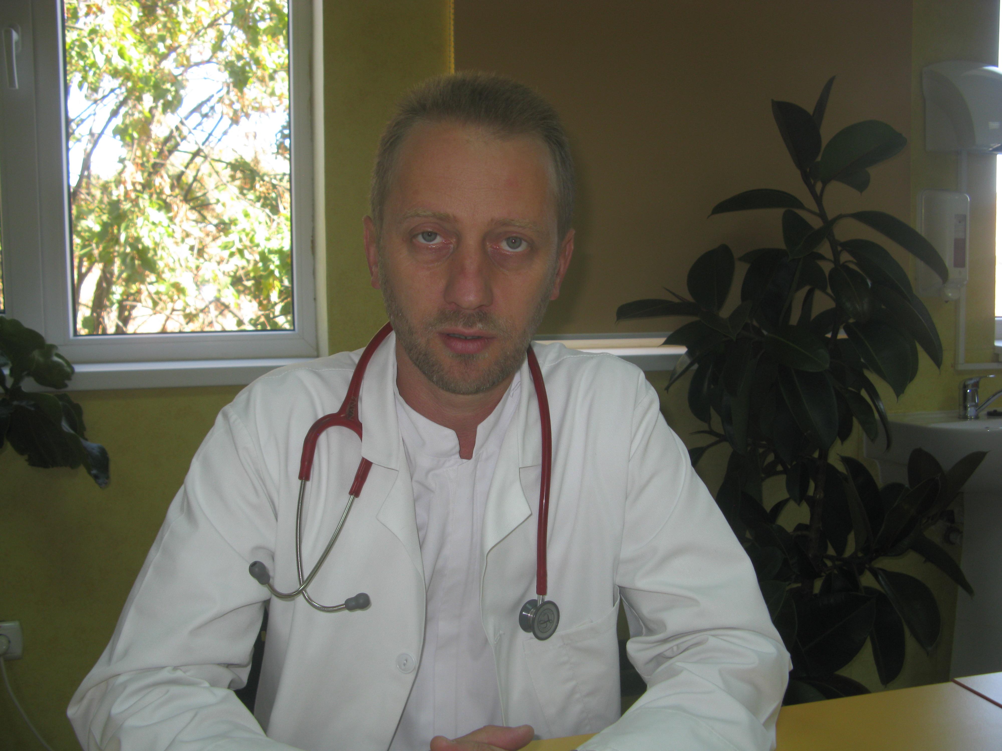 Pediatrie – Decanul de suflet al studenților UMF Cluj, Conf dr Călin Lazăr