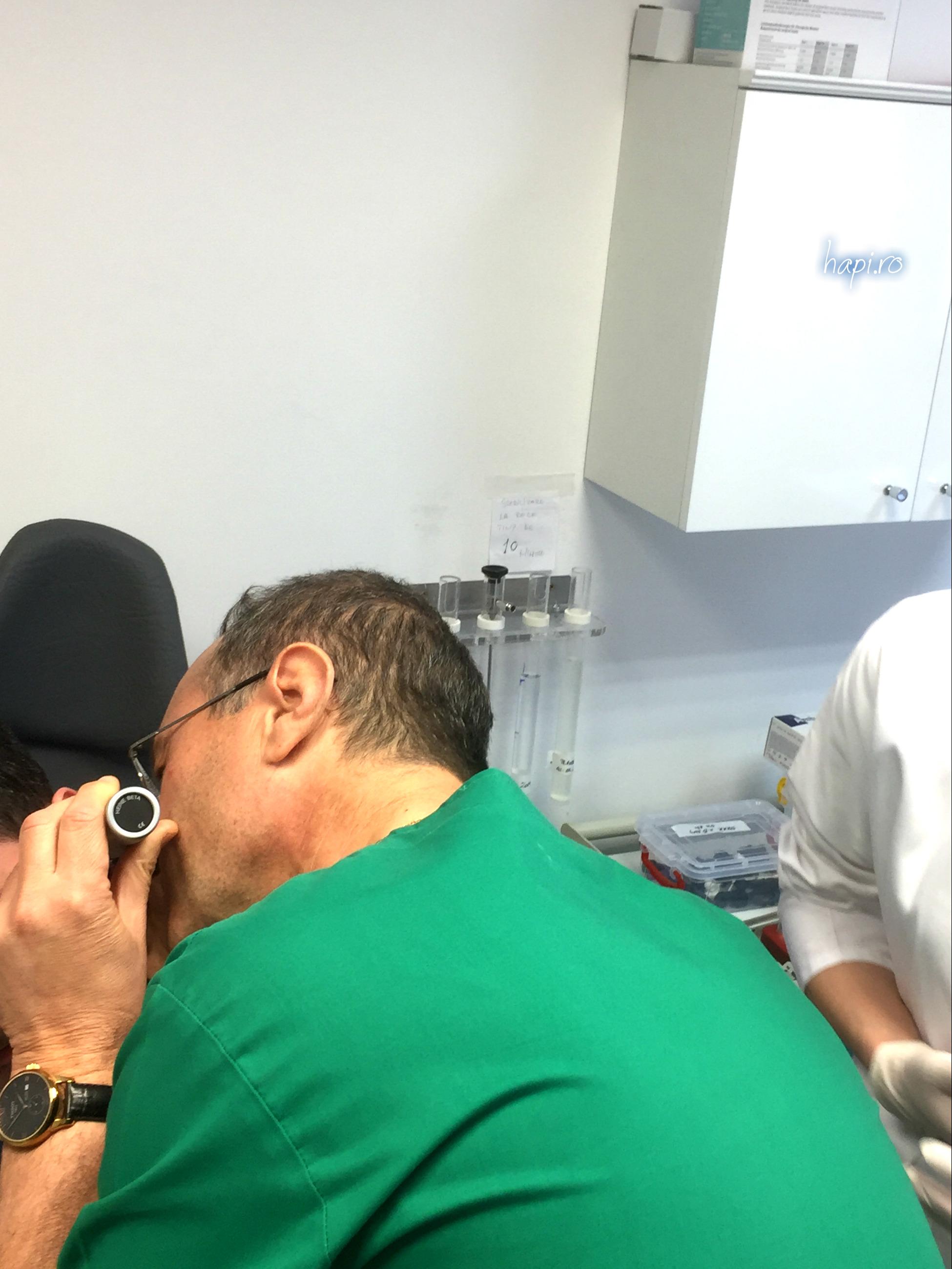Magister ludi. Omul care dă valoare chirurgiei ORL din Cluj, Prof.doctor Silviu Albu